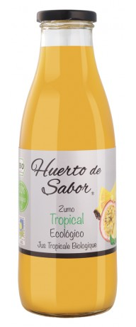 Zumo Tropical Ecológico 750 ml